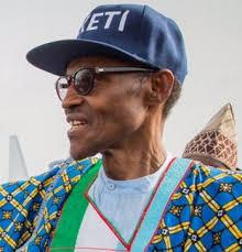 Sick President Buhari